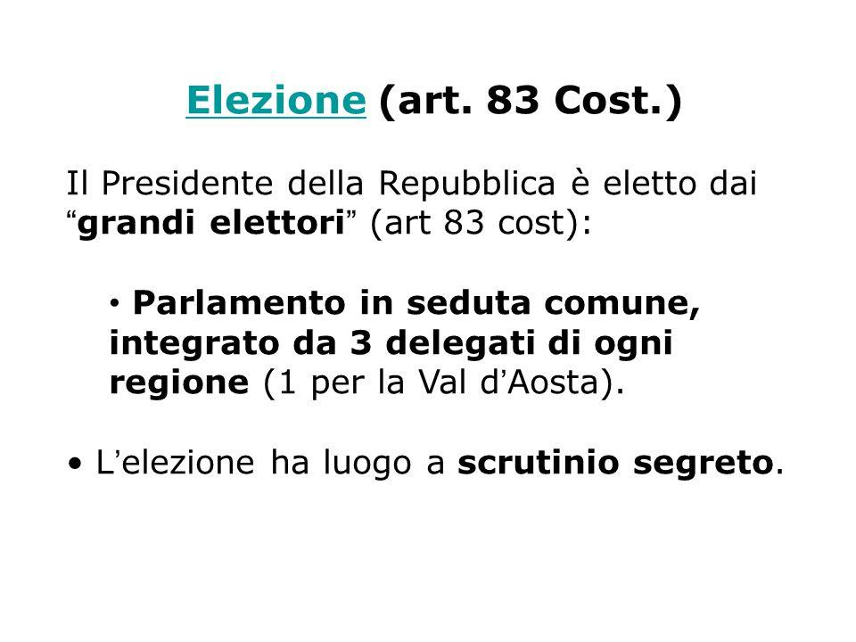 ElezioneElezione (art.