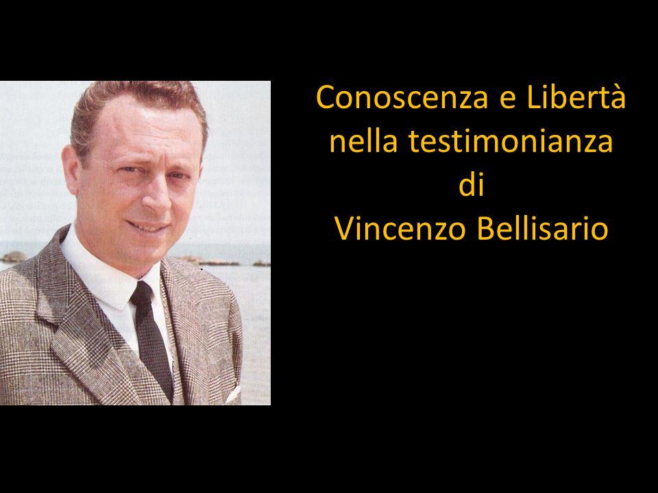 Conoscenza e Libertà nella testimonianza di Vincenzo Bellisario