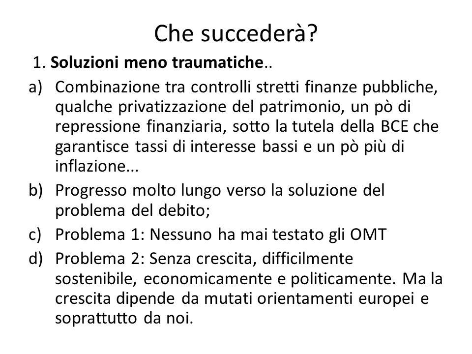 1.Soluzioni meno traumatiche..