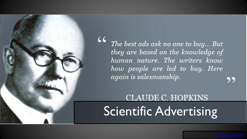 Scientific Advertising Ebook su amazon