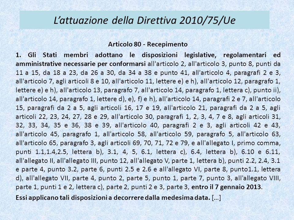Procedura: l'istruttoria Nell'ambito della conferenza dei servizi, vengono acquisite le prescrizioni del sindaco di cui agli articoli 216 e 217 del Rd 27 luglio 1934, n.