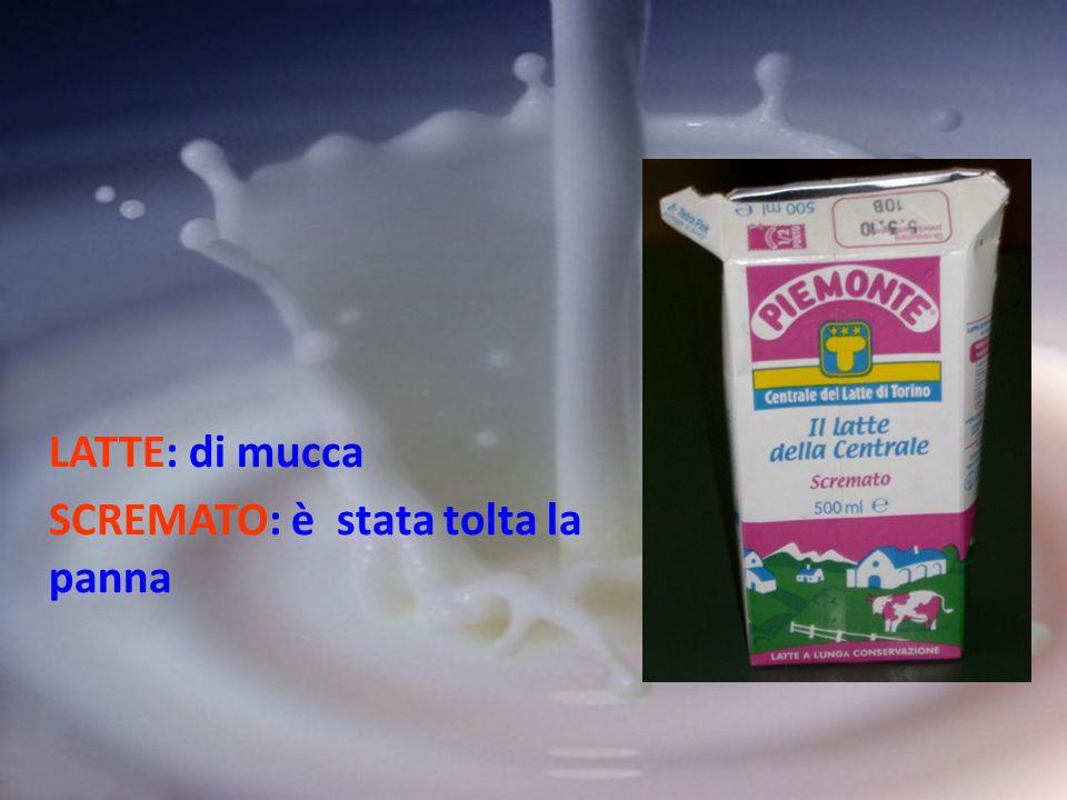 Yogurt Lo yogurt può essere di tanti gusti ed è molto buono!!!