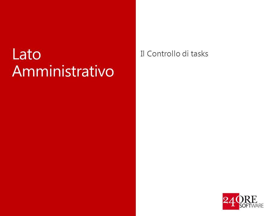 Il Controllo di tasks