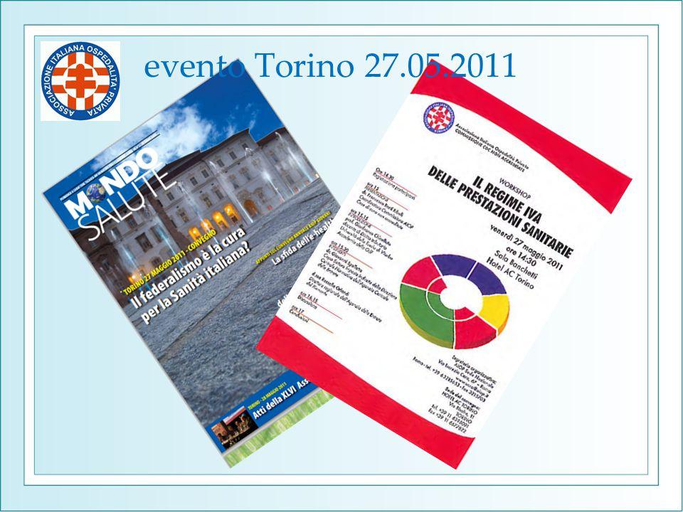 evento Torino 27.05.2011