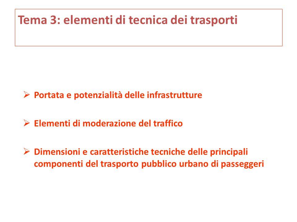 Tema 4:piani e strumenti programmatici  Scenari comunitari: le TEN e il Libro bianco 2011  Il Piano generale dei trasporti e la pianificazione strategica;  La Legge Obiettivo e la politica infrastrutturale italiana  Piani regionali dei trasporti;  Piani Urbani del traffico e relazione con gli strumenti di pianificazione territoriale ed urbanistica;  Piani Urbani della Mobilità;