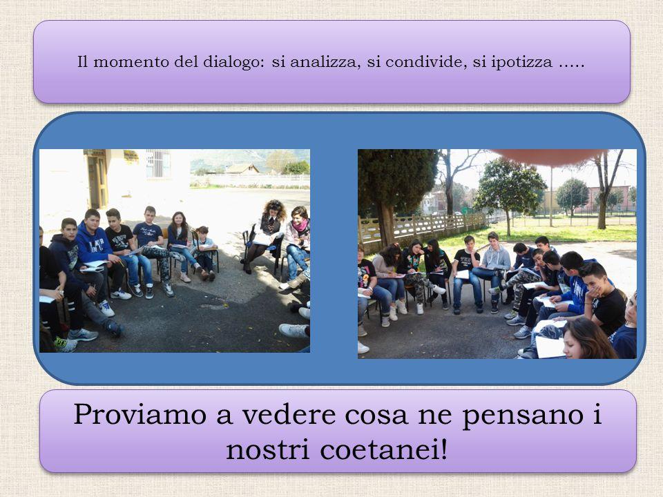 Sondaggio effettuato su un campione di 400 alunni Nel tuo comune si effettua la raccolta differenziata.