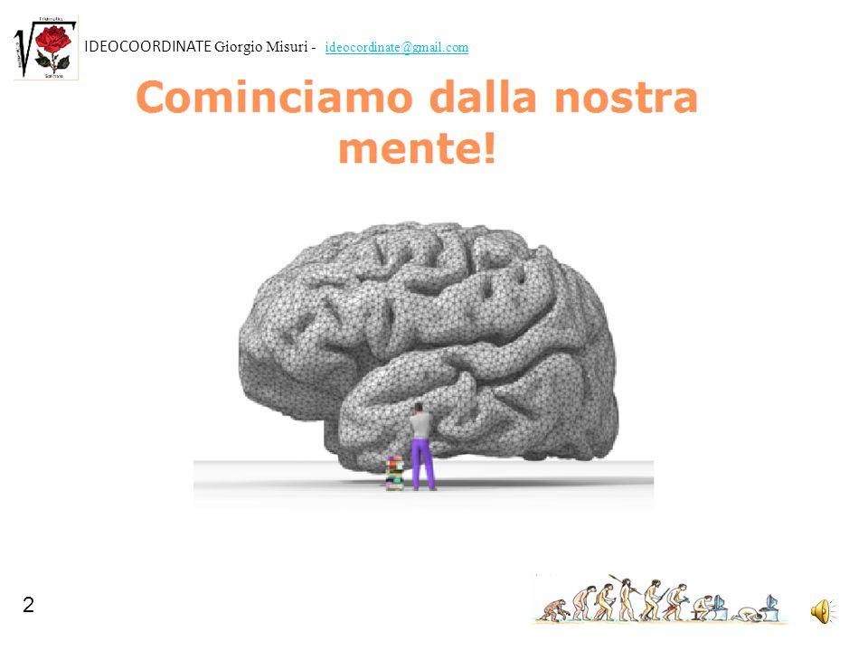 La nostra mente è plasmabile.