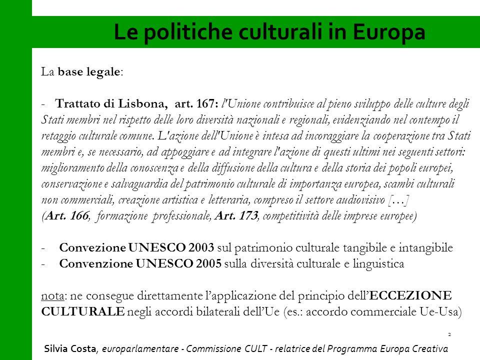 EUROPA 2020 È LA STRATEGIA PER LA CRESCITA INTELLIGENTE, INCLUSIVA E SOSTENIBILE, CHE DEFINISCE GLI OBIETTIVI DELLE POLITICHE PER L'UNIONE.
