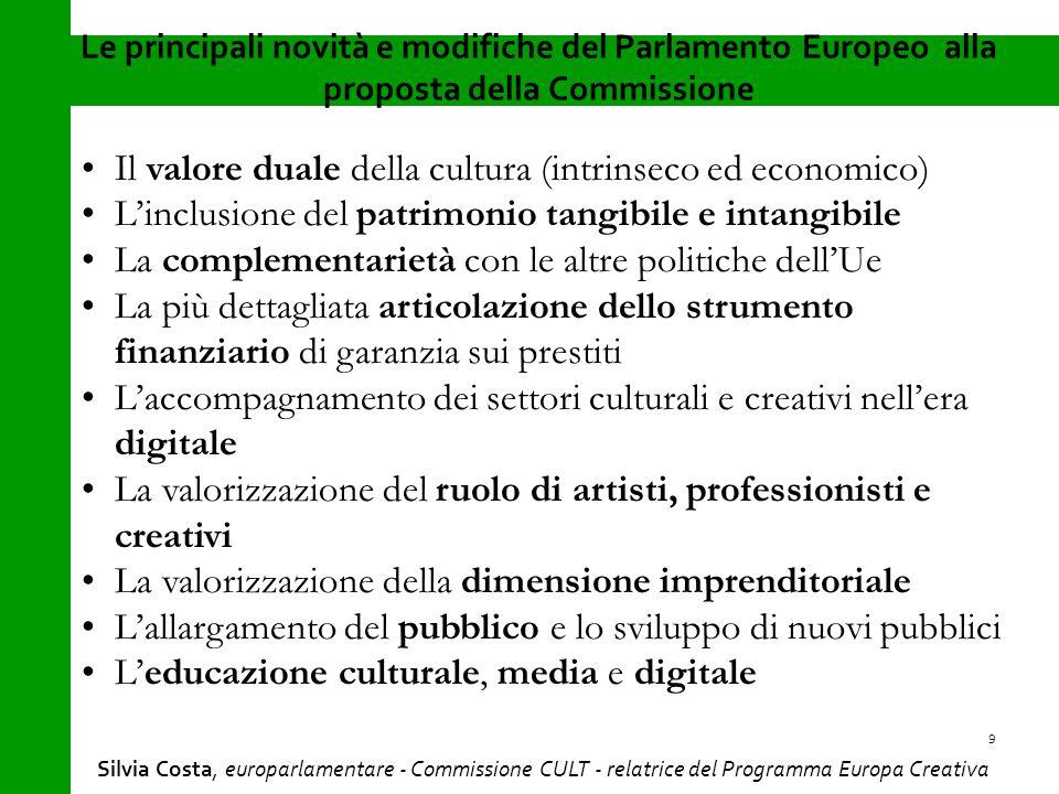 Il contesto – alcuni dati europei 10 Libro Verde 2011 sulle ICC in Europa: Occupati nel settore: circa 6 milioni di persone Volume d'affari: 654 miliardi Aziende: 1 milione e mezzo Quota PIL UE: oscilla fra il 4% e il 7% (a seconda del perimetro considerato).