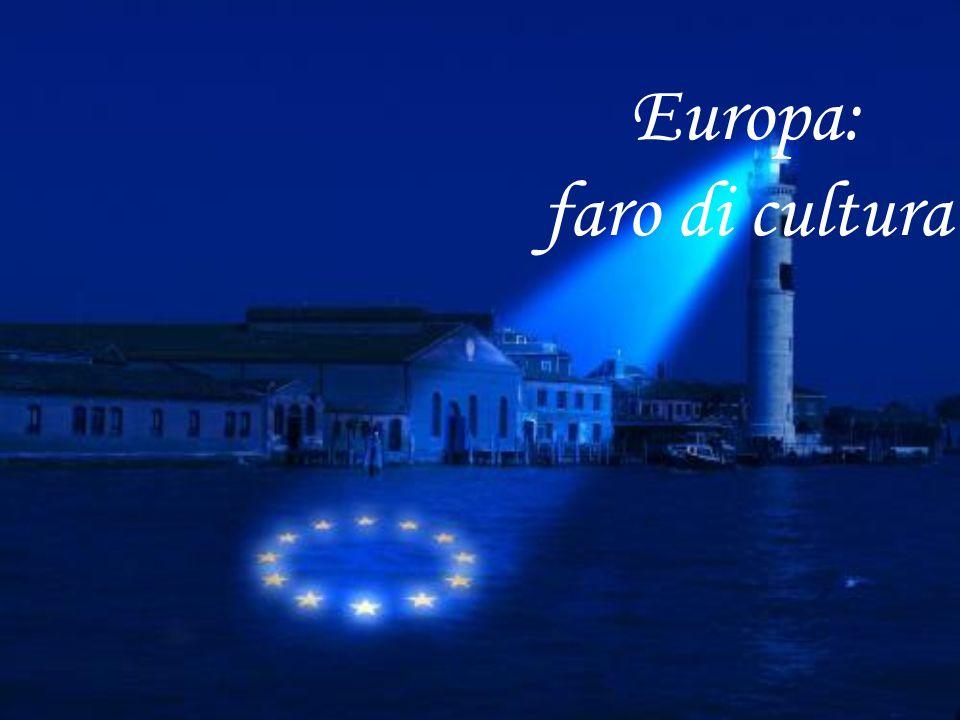 Europa: faro di cultura
