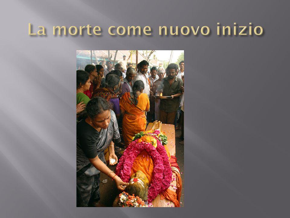 La morte è un grande mistero: Essa è la nascita nell'eternità dalla vita temporanea.