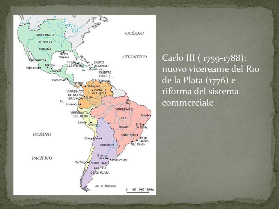 Il despotismo illuminato del Marchese di Pombal tese a riordinare anche le colonie portoghesi in base alle idee illuministe, nella seconda metà del XVIII.