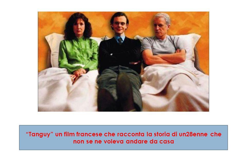 """""""Tanguy"""" un film francese che racconta la storia di un28enne che non se ne voleva andare da casa"""