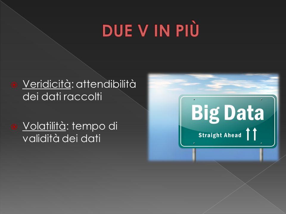 Soddisfa:  Il bisogno informativo dell'utente Gestistione:  Ricerca di informazioni, non di dati  Possibile restituzione di risultati non pertinenti