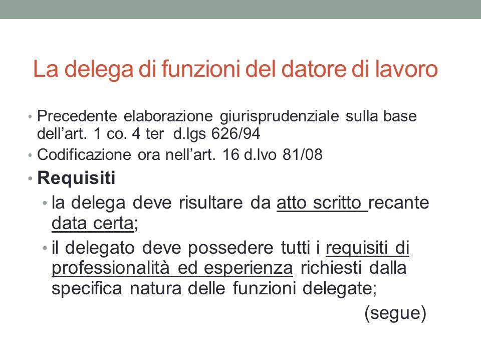 Articolo 114 - Protezione dei posti di lavoro.
