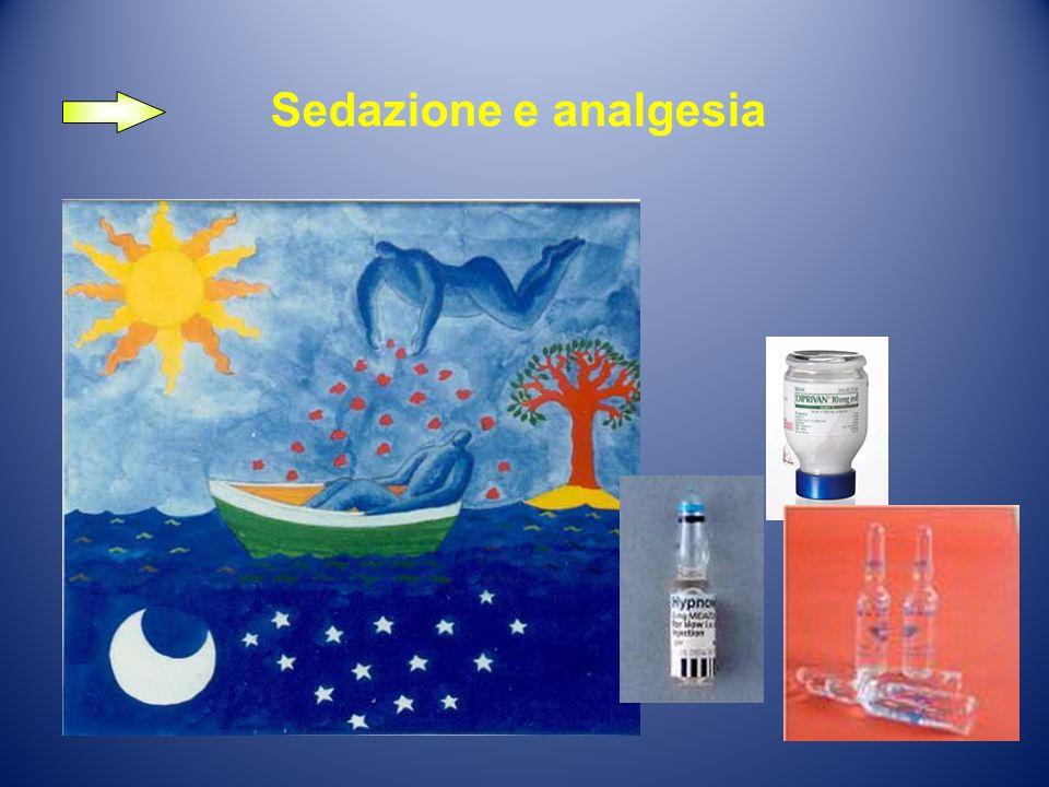 Sedazione e analgesia