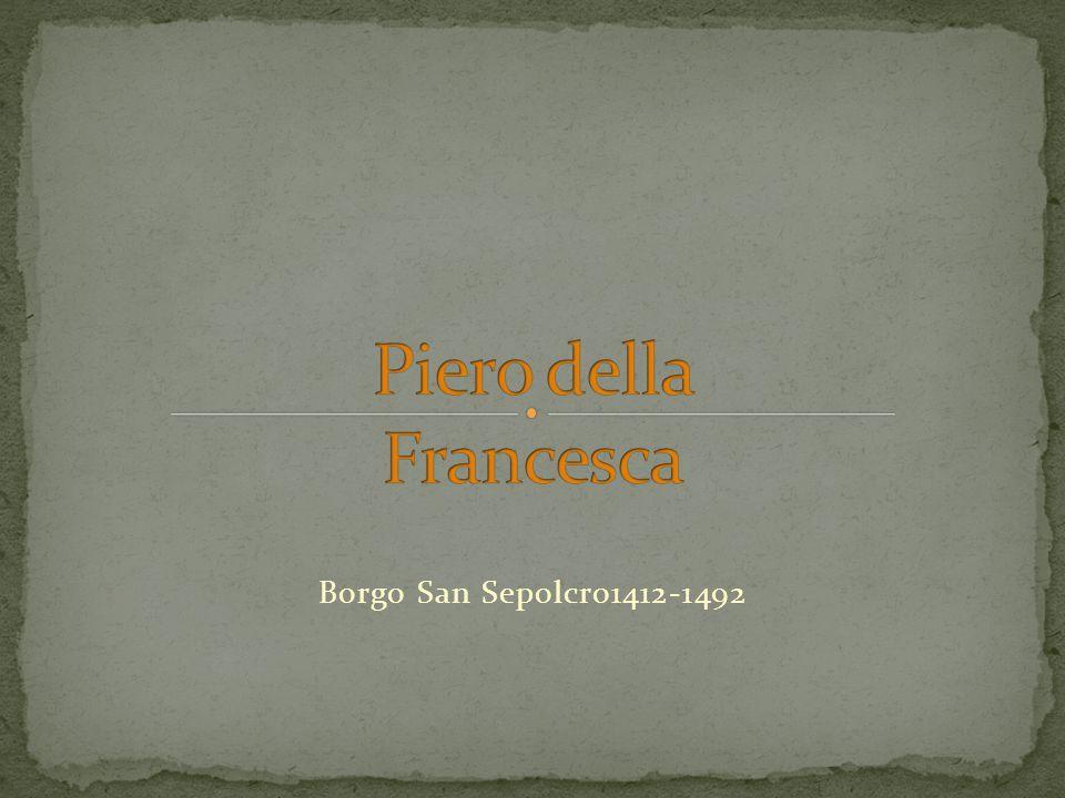 Borgo San Sepolcro1412-1492