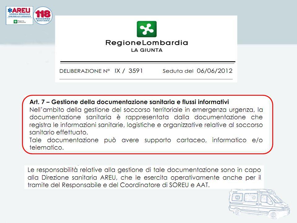 La Relazione di soccorso MSB si compone di 2 copie