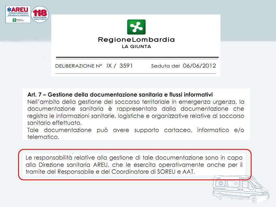 Relazione di soccorso MSB Rifiuto trasporto/presidi