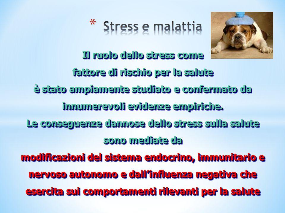 STRESS STILE di VITA