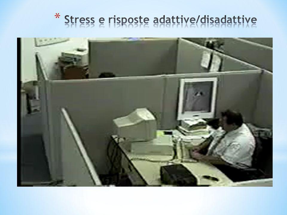 Il profilo psicofisiologico di stress (PPF)
