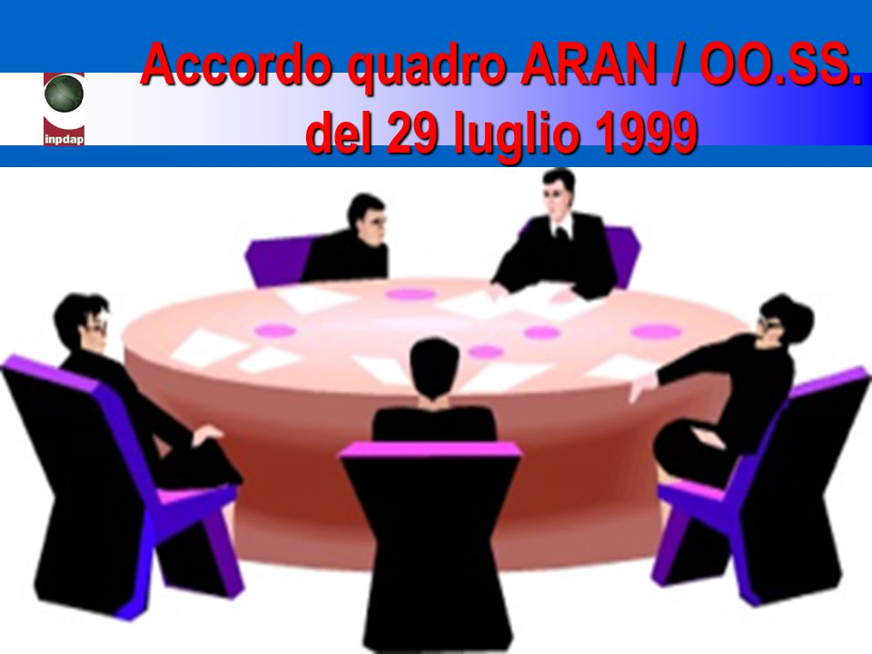 6 Accordo quadro ARAN / OO.SS. del 29 luglio 1999