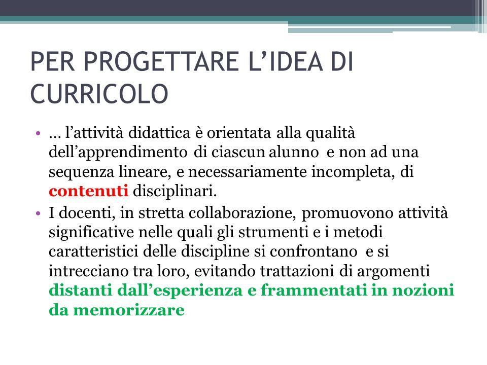 LA DISCIPLINA ITALIANO Si presta ad una curriculazione per competenze Non ha di fatto contenuti I cosiddetti contenuti (argomenti) sono semplicemente una prassi consolidata nell'uso e reificata nei manuali scolastici