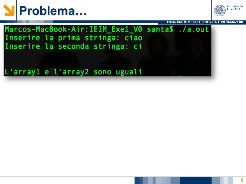 Problema… 8
