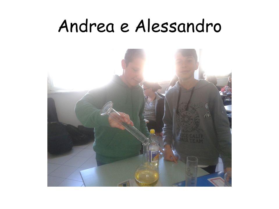 Andrea e Alessandro