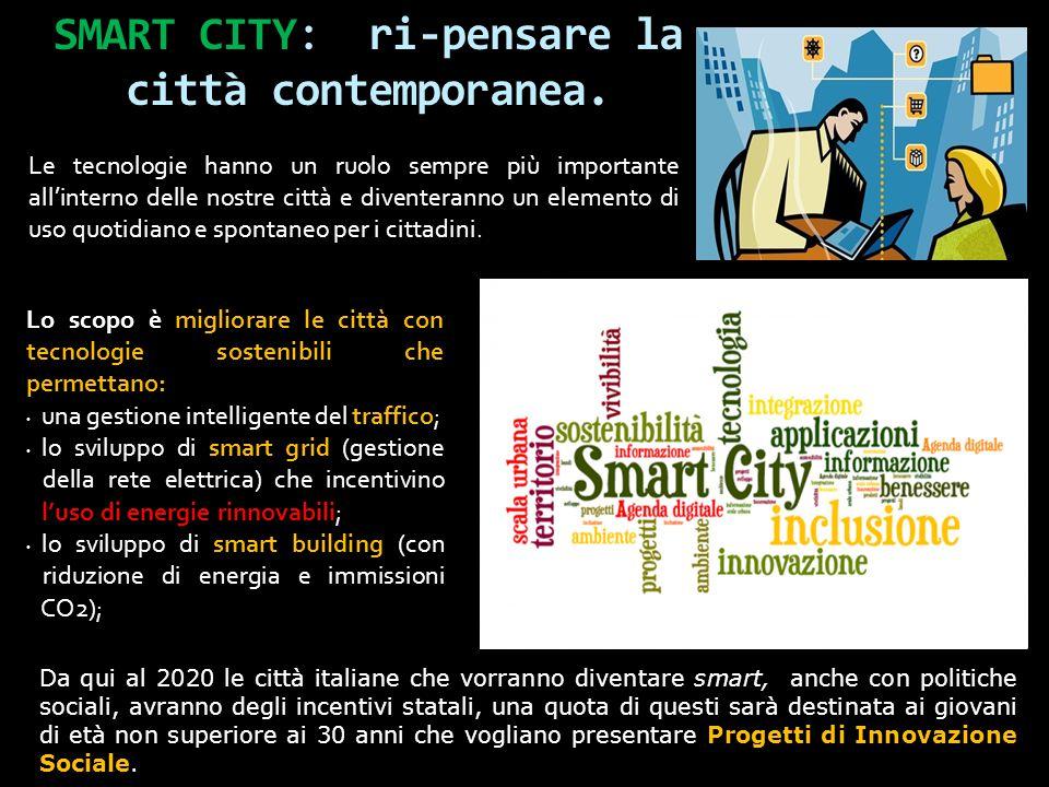 Lo scopo è migliorare le città con tecnologie sostenibili che permettano: una gestione intelligente del traffico; lo sviluppo di smart grid (gestione