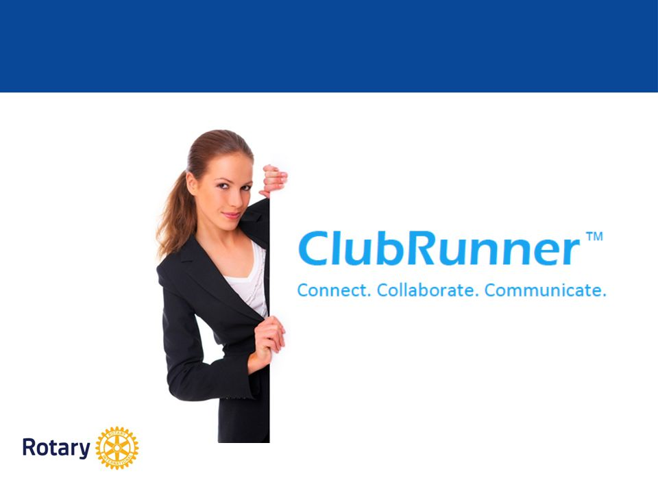 Club Runner è un sistema completo per l'amministrazione e la comunicazione.