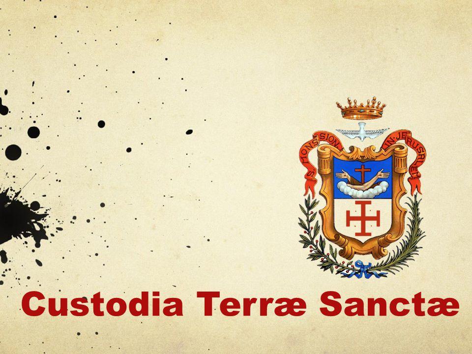 Custodia Terræ Sanctæ