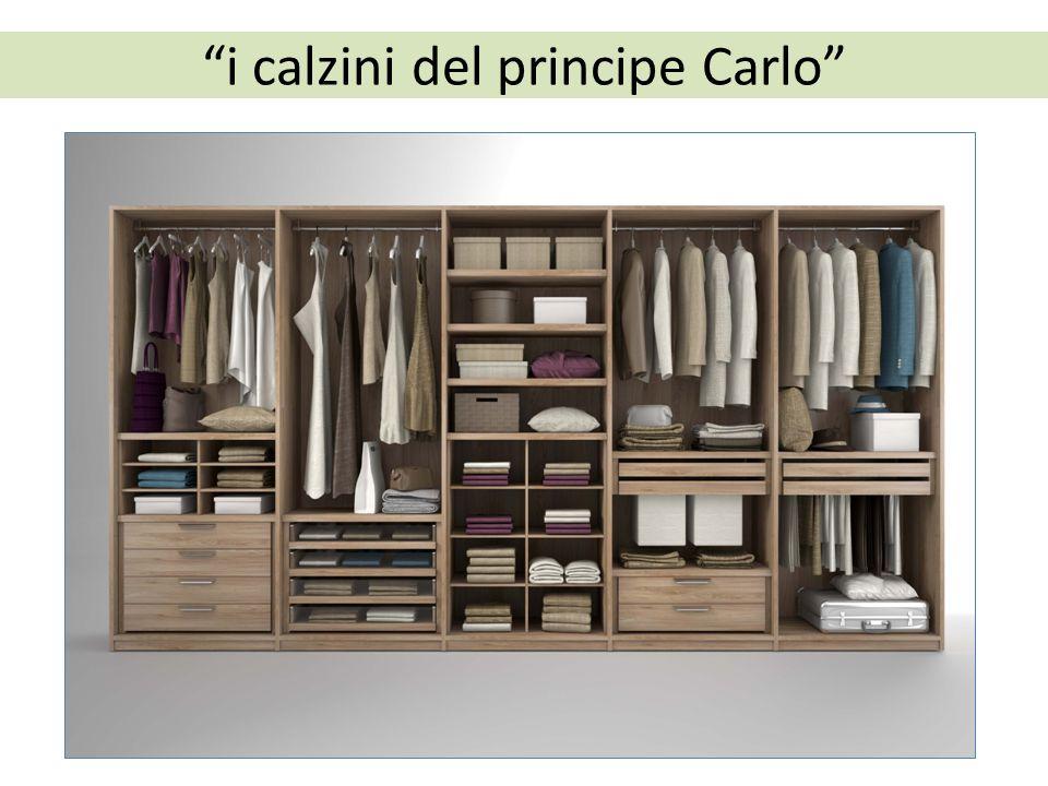 """""""i calzini del principe Carlo"""""""