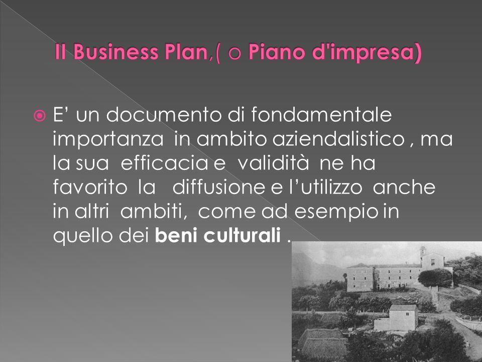  - II Business Plan.