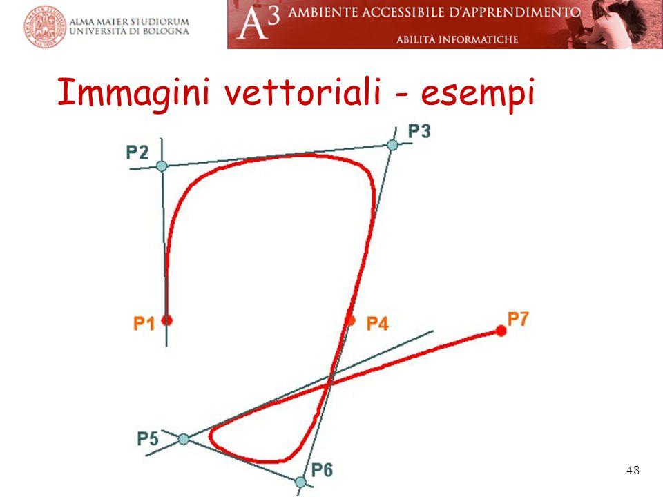 Immagini vettoriali - esempi 48