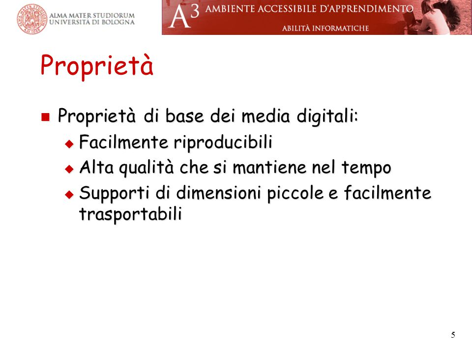 Frequenza di framing Teleconferenza: 10 frame al secondo.