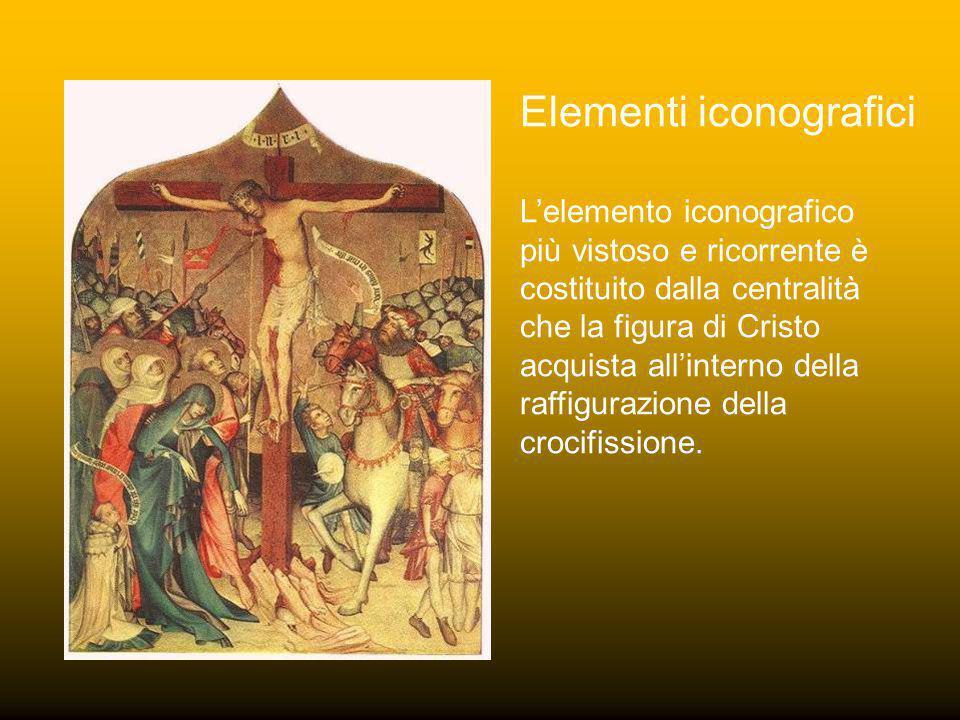 E' significativo il fatto che prima del secolo V non si raffigurò la crocifissione. L'abominio di una condanna a morte che era riservata agli schiavi