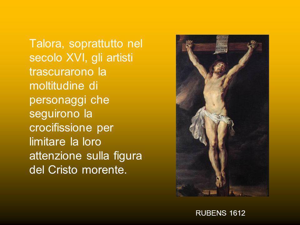 L'elemento iconografico più vistoso e ricorrente è costituito dalla centralità che la figura di Cristo acquista all'interno della raffigurazione della