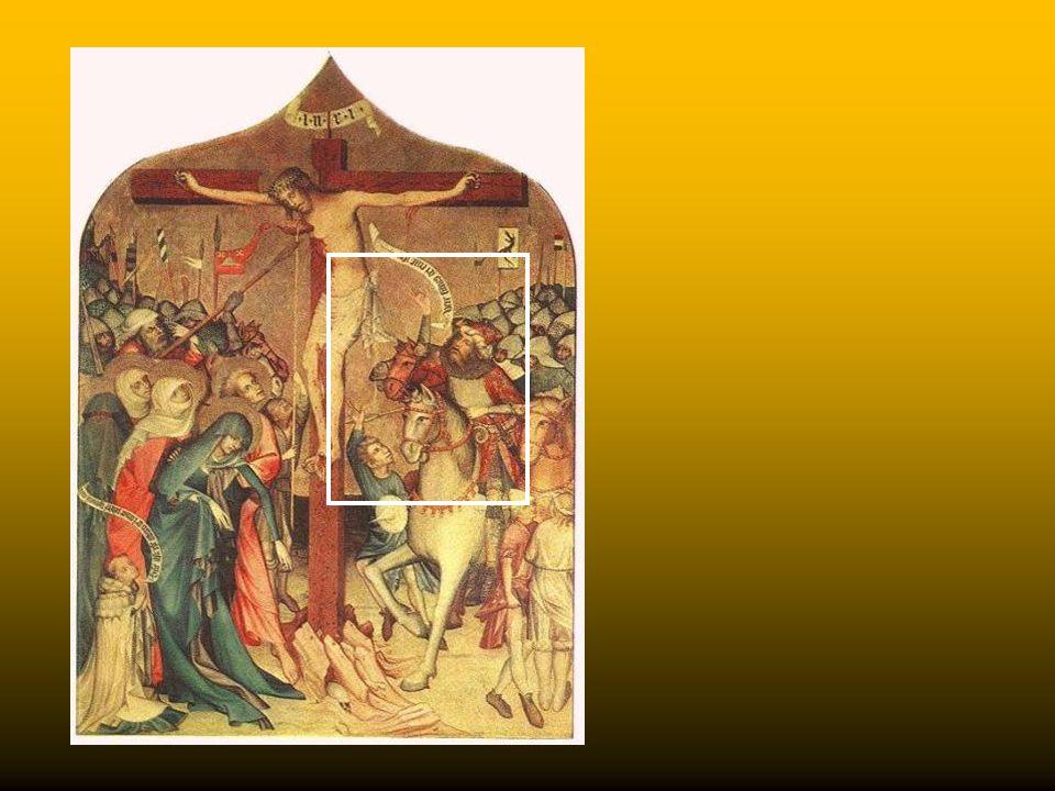 """JEAN PUCELLE 1325 Tre dei quattro evangelisti menzionano anche la presenza del centuriore che alla fine esclamò: """"Quest'uomo era veramente il Figlio d"""