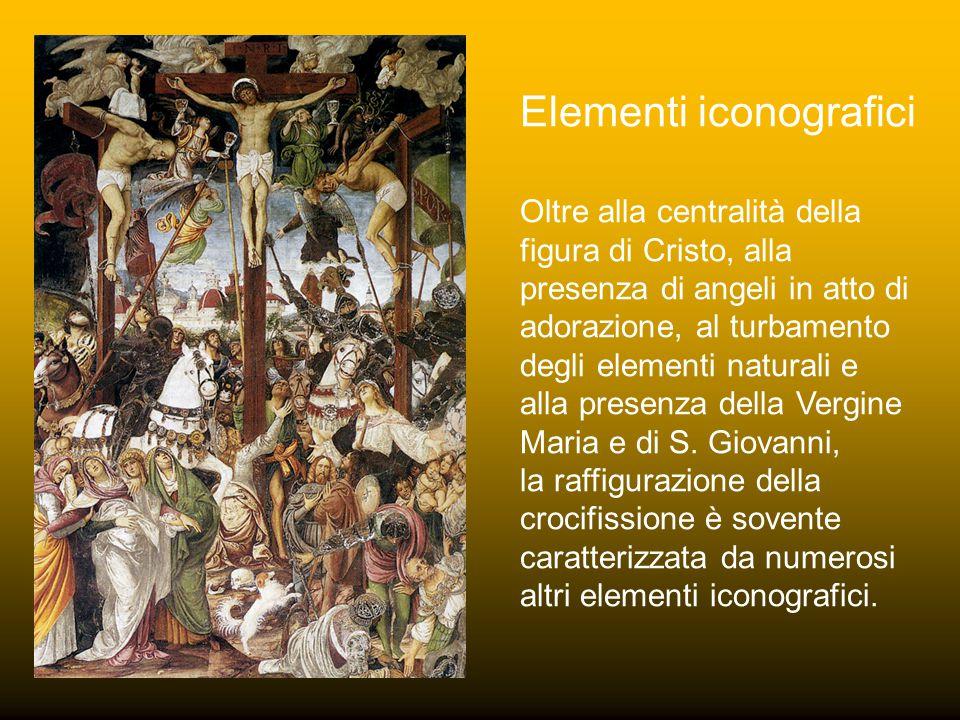 Elementi iconografici della crocifissione 2 MONTSERRAT ÁLVAREZ HERNÁNDEZ