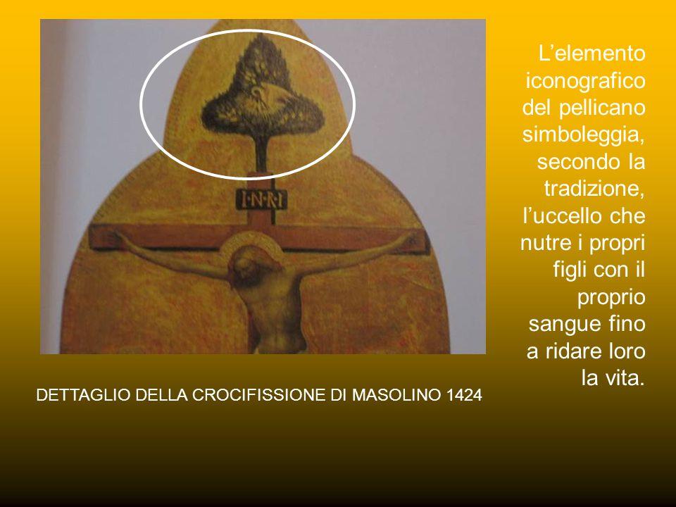 MATTHIAS GRÜNEWALD 1515 Elementi iconografici piuttosto rari sono la raffigurazione di Giovanni il Battista, precursore di Gesù, e dell'Agnello simbol