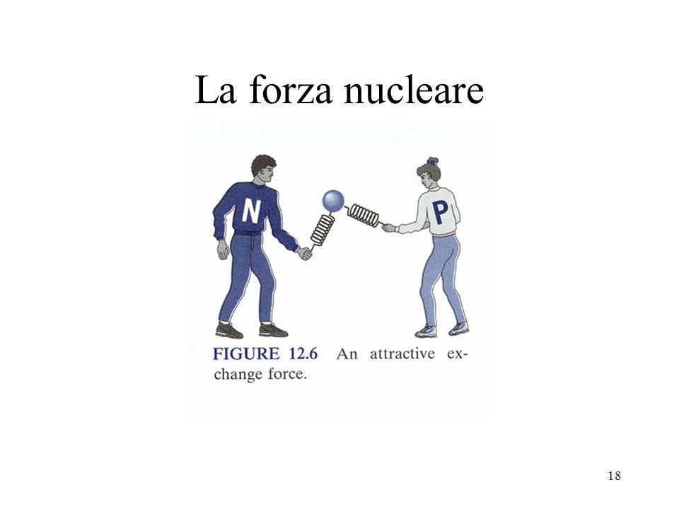18 La forza nucleare