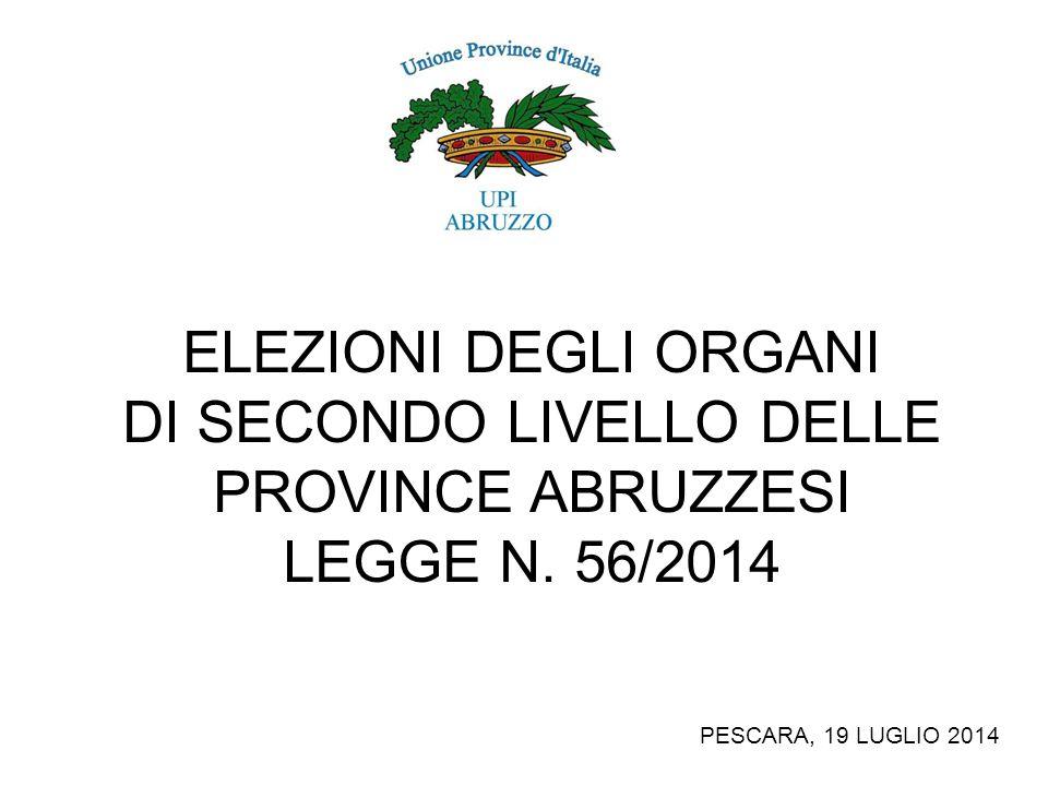 ELEZIONI: SCADENZE E ADEMPIMENTI Data della votazione 28 settembre 2014 (circ.