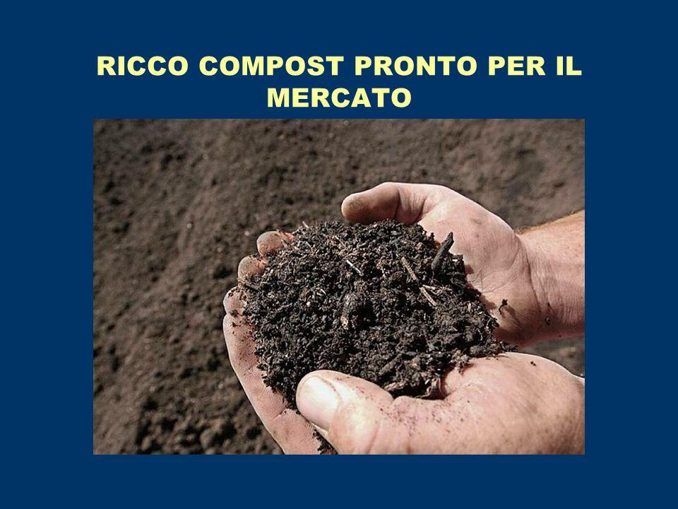 RICCO COMPOST PRONTO PER IL MERCATO