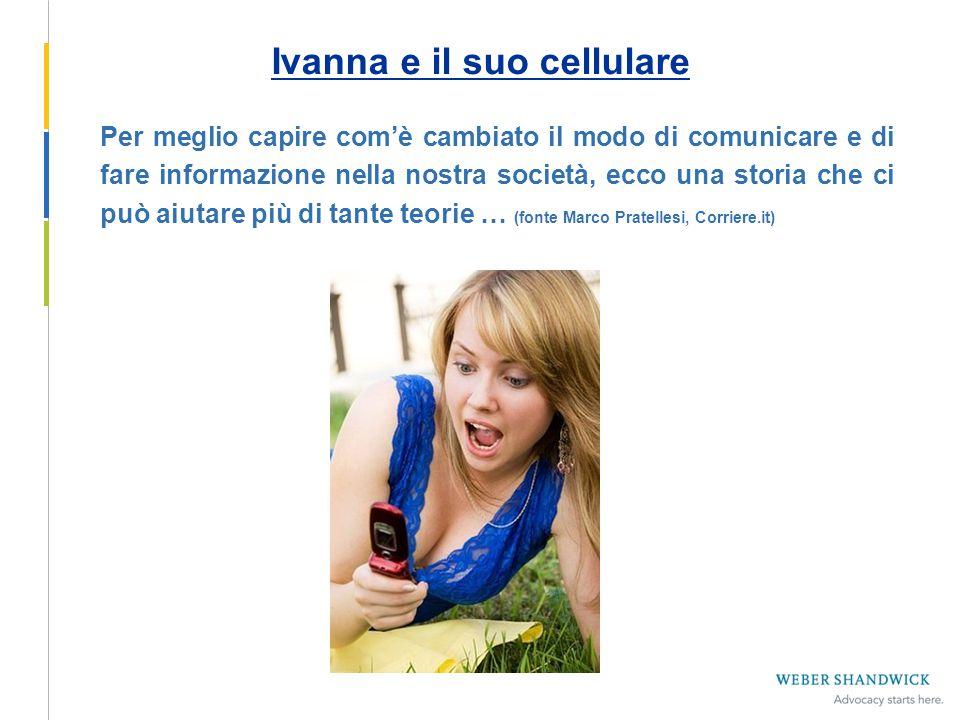Il fatto si svolge a New York nel maggio 2006.Ivanna sfortunatamente perde il suo cellulare.