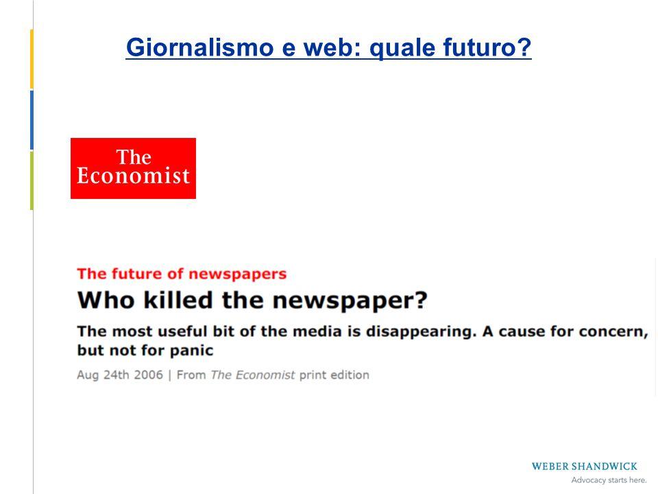 RIADATTARSI IMPARARE A MUTARE EVOLVERSI INVESTIRE NELLA SPERIMENTAZIONE L'evoluzione del giornalismo