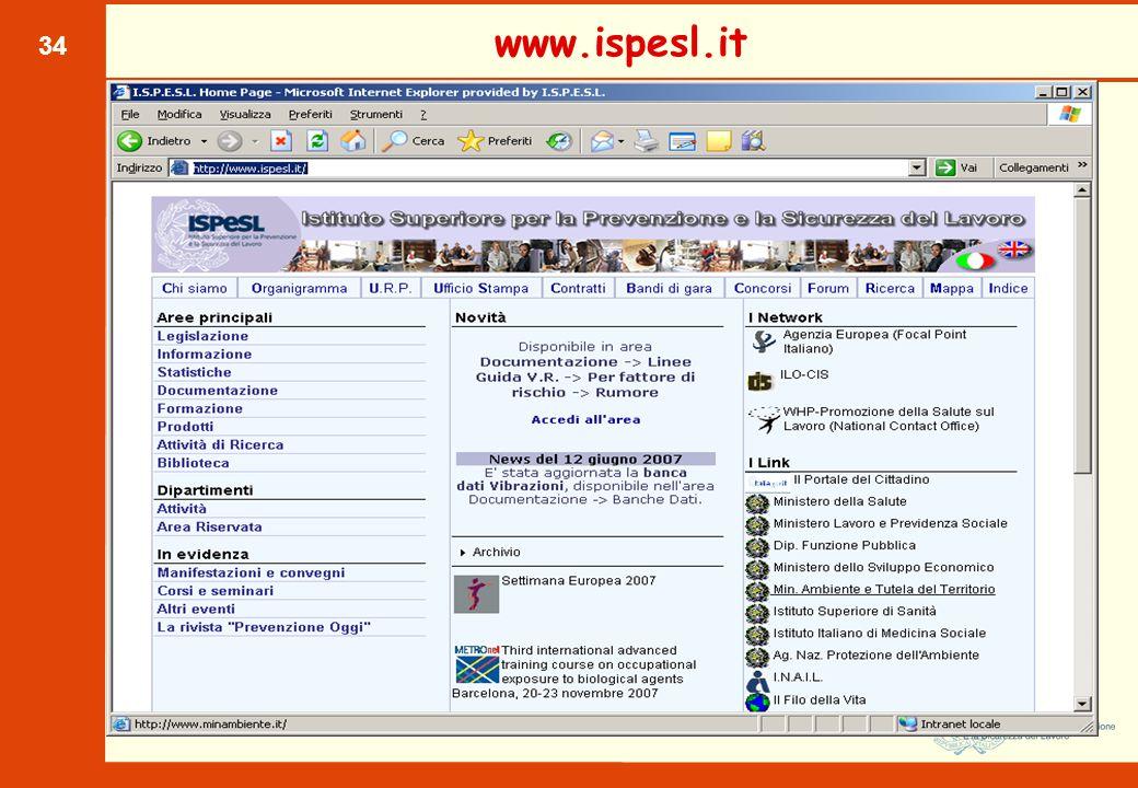 34 www.ispesl.it