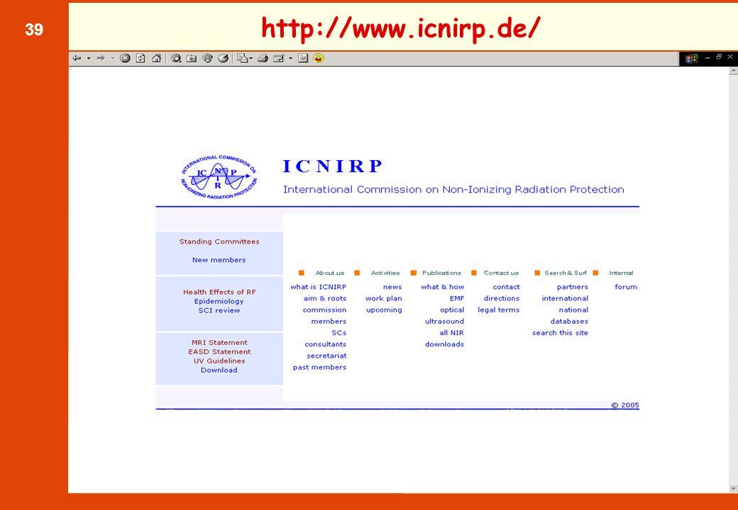 39 http://www.icnirp.de/