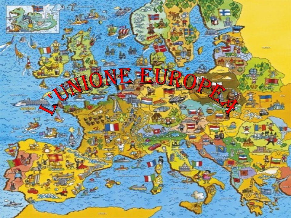 Noi siamo qui in Europa!