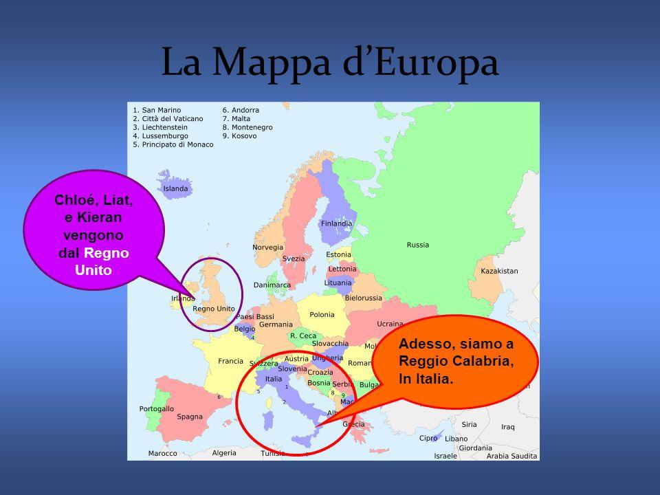 Non tutti i paesi dell'Europa fanno parte dell'Unione Europea.